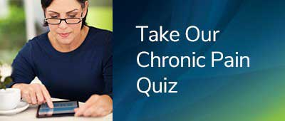Take Our Chronic Pain Quiz